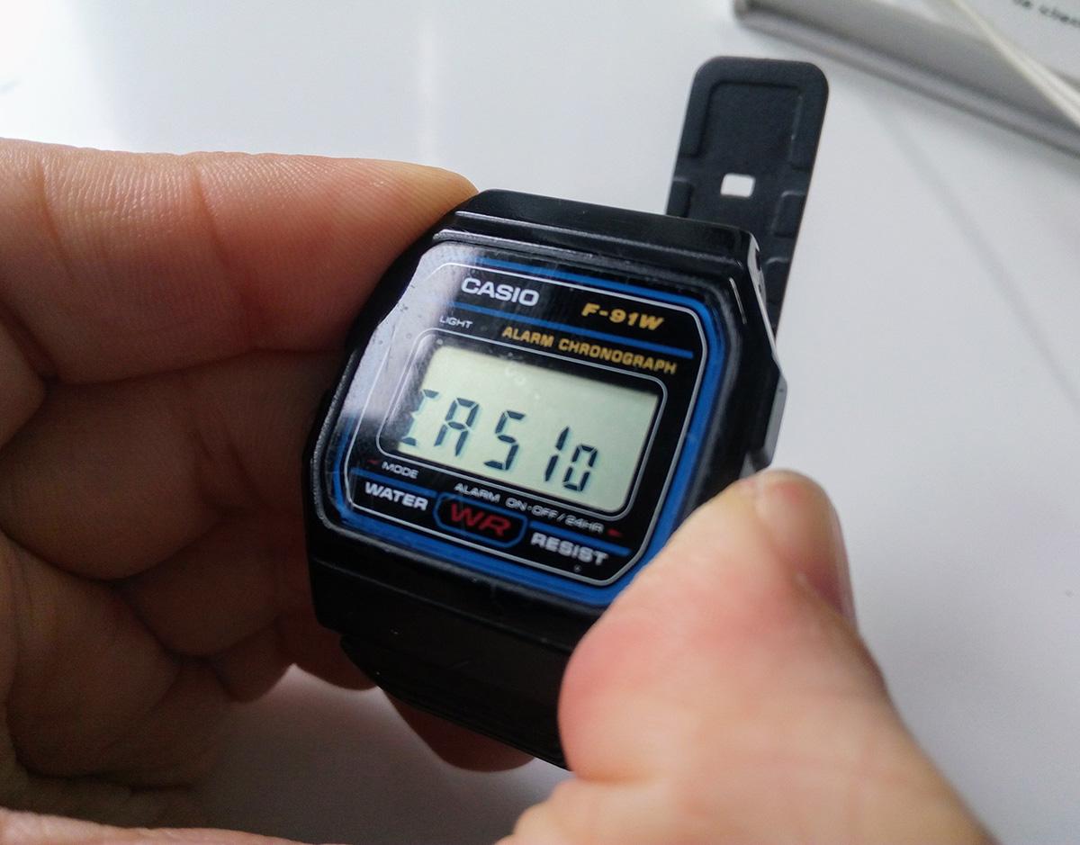 Moda Casio – Publicidad 0 El Más Reloj Nunca La Guru De 3 Que hdCxQsrBt